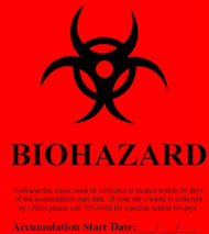 Trauma Scene Cleanup & Biohazard