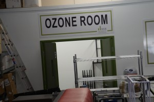 Contents Warehouse Ozone Room